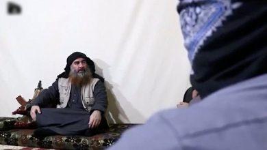 تصویر از چه کسی البغدادی را لو داد؟!