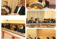 تصویر از فرماندار لاهیجان:روابط عمومی ها ؛ ترسیم کننده برنامه های ادارات و نهادها هستند که باید جلوتر از مدیران دستگاههای اجرایی برای اهداف مجموعه پیش بروند