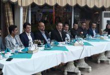تصویر از جلسه هم اندیشی شهرداران یزد با مدیریت شهری لاهیجان برگزار شد
