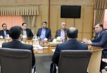 تصویر از دیدار اعضای شورای پایگاه بسیج استانداری با نماینده عالی دولت در گیلان