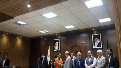 تصویر از با پیشنهاد بهراد ذاکری؛ اهدا یک واحد مسکونی در مسکن مهر رشت به پاکبان پاکدست