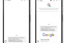 تصویر از پیام رسان گوگل مانع از دریافت پیام های مخرب و مشکوک می شود
