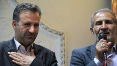 تصویر از علی اکبری نماینده مردم شیراز از رد صلاحیت خود و بهرام پارسایی دیگر نماینده شیراز خبر داد.