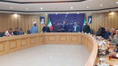 تصویر از قدردانی وزیر کشور از استاندار گیلان