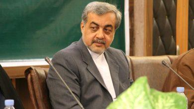 تصویر از فرماندار شهرستان لاهیجان:جایگاه و تریبون نماز جمعه سکان سخن رسای مردم و نظام است.
