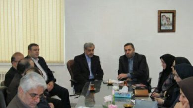 """تصویر از فرماندار لاهیجان در جلسه """"ستاد تدوین برنامه های پایتخت کتاب ایران در لاهیجان"""" گفت: بایدعنوان پایتخت کتاب به لاهیجان بازگردد"""