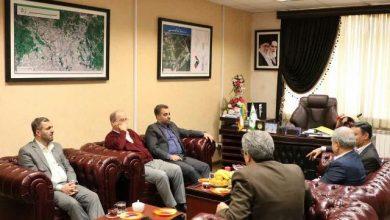 تصویر از شهردار رشت از مسئولان ارشد بانک شهر خواستار شد: تامین مالی پروژه های زیربنایی و اساسی کلانشهر رشت