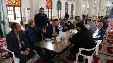 تصویر از گزارش تصویری برپایی میز خدمت شهرداری رشت با حضور شهردار رشت و مدیران مناطق پنچگانه شهرداری