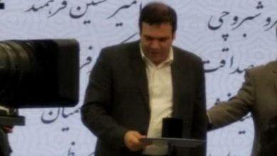 تصویر از مسعودکاظمی، شهردار لاهیجان منتخب هشتمین جشنواره ملی تلاشگران کشور شد