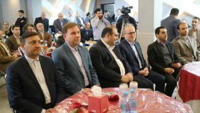 تصویر از افتتاح مدرسه پرفسور سمیعی در رشت