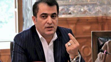 تصویر از خلیلزاده: فتحاللهزاده استعفای کتبی نداده است/ با استعفایش مخالفیم
