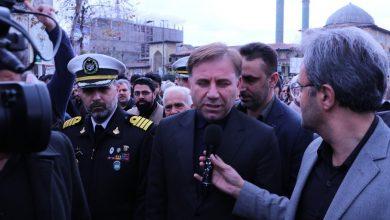تصویر از استاندار گیلان: شهادت سردار سلیمانی موجب تقویت انسجام ملی می شود