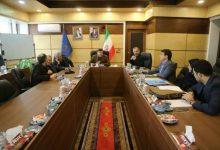 تصویر از برگزاری جلسه هماهنگی پروژه های سرمایه گذاری شهرداری رشت با شرکت عمران مسکن سازان ایران