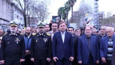 تصویر از استاندار گیلان: اقتدار و امنیت ایران اسلامی، از اولویت های ملی است