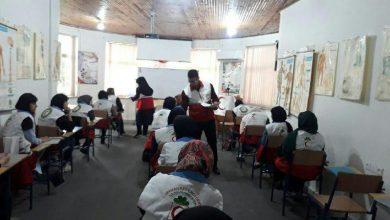 تصویر از مدیرعامل جمعیت هلال احمر استان گیلان خبر داد:برگزاری دورههای تخصصی کشوری واکنش سریع در اردوگاه آموزشهای تخصصی چاف