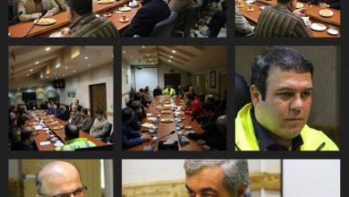 تصویر از شهردار لاهیجان از آمادگی ستاد عملیات زمستانی خبرداد