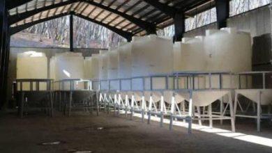 تصویر از گزارش تصویری روند اجرای ساخت و تجهیز سوله های تصفیه خانه شیرابه سراوان