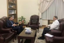 تصویر از دیدار استاندار گیلان با معاون اول رئیس جمهوری