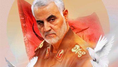 تصویر از مراسم چهلم سردار سلیمانی در مصلی تهران برگزار میشود