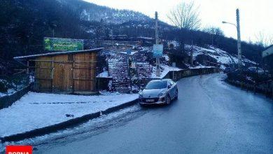 تصویر از سامانه هوای سرد و بارشی در راه گیلان