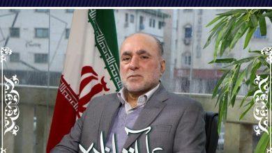 تصویر از انتخاب سید علی آقا زاده به عنوان کاندیدای نخست لیست مجمع یاران انقلاب اسلامی