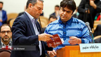 تصویر از روح الله زم در دومین جلسه دادگاه: اتهام افساد فی الارض را قبول ندارم / بعد از مکرون سنگینترین تیم حفاظت برای من بود