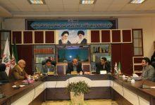 تصویر از جلسه فوق العاده شورای شهرلاهیجان در خصوص پیشگیری و مقابله با ویروس کرونا