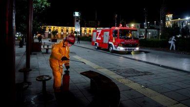 تصویر از شهرداری رشت در مبارزه با کرونا ویروس جامه رزم بر تن کرده است