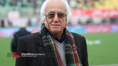 تصویر از بر اثر بیماری کرونا؛ مربی و مدیرعامل سابق باشگاه سپیدرود درگذشت
