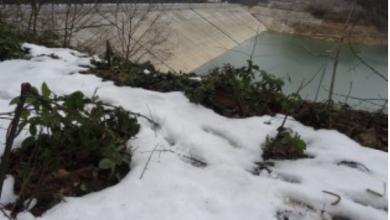 تصویر از اطلاعیه شرکت آب منطقه ای گیلان با توجه به بارش های اخیرواحتمال سرریز مخزن سد شهر بیجار