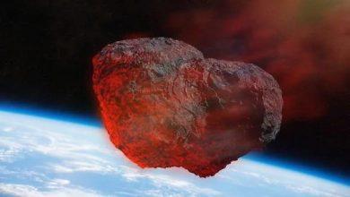 تصویر از ناسا: ۱۰ اردیبهشت ۹۹ یک شهاب سنگ از فاصلهای ۱۶ برابر فاصله زمین تا ماه، از کنار زمین عبور میکند / اگر این شهاب سنگ به زمین برخورد میکرد، میتوانست به تمدن بشری پایان دهد