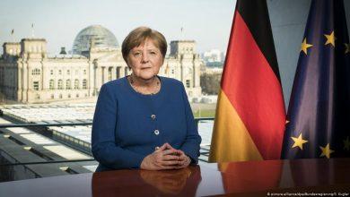تصویر از مرکل: کرونا بزرگ ترین چالش برای آلمان بعد از جنگ جهانی دوم است