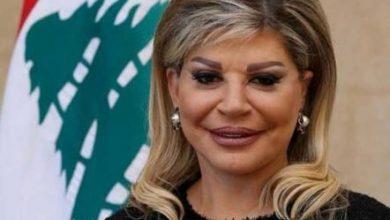 تصویر از وزیر سابق لبنان کرونا گرفت