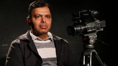 تصویر از علی حلوی نویسنده وکارگردان سریال جایزه ۴ ;راز موفقیت جایزه ۴ داستانهای به روز، گویش محلی و تلاش هنرمندانه آن است