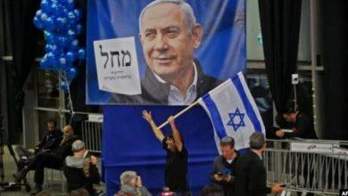 تصویر از برآوردهای اولیه از نتیجه انتخابات اسرائیل: بنیامین نتانیاهو پیشتاز است