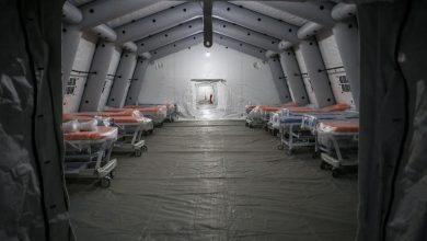 تصویر از معاون روابط عمومی سپاه قدس گیلان: فعالیت بیمارستان سیار سپاه در رشت آغاز شد