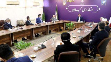تصویر از گزارش تصویری دیدار منتخبان گیلان در مجلس یازدهم با استاندار
