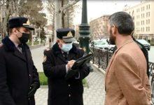تصویر از جمهوری آذربایجان منع رفت و آمد عمومی اعلام کرد