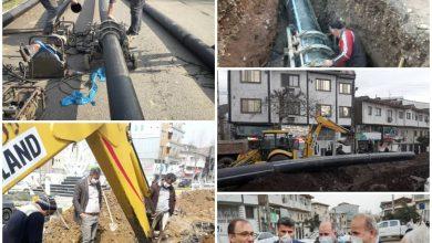 تصویر از گزارش اختصاصی تامین آب شرب با کیفیت و کاهش تنش آبی در شهر لاهیجان در گرو اتمام پروژه رینگ آبرسانی