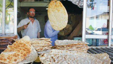 تصویر از تجهیز ۷۰ نانوایی آستارا به کارتخوان