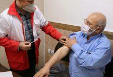 تصویر از واکسیناسیون ۴۰۰ زائر گیلانی سرزمین وحی در مرکز درمانی هلالاحمر گیلان