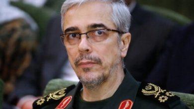 تصویر از پیام مقام بلندپایه نظامی به علی لاریجانی بعد از منصوب شدن به سمت مشاوری رهبر انقلاب