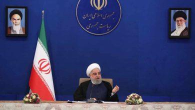 تصویر از روحانی: هنوز تا پایان کرونا مانده؛ پاییز موقع شمارش جوجهها است
