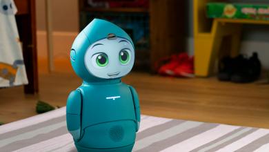 تصویر از ربات جدیدی که دشمن پرستاران کودک است+تصاویر