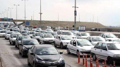 تصویر از رییس پلیس راه استان سمنان: ترافیک پرحجم در جادههای استان سمنان به سمت شمال و مشهد