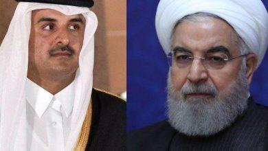 تصویر از روحانی خطاب به امیر قطر: اگر نفتکش های ما در دریای کارائیب یا در هر کجا از جهان از سوی آمریکایی ها دچار مشکل شوند متقابلا برای آنها مشکل بوجود خواهد آمد