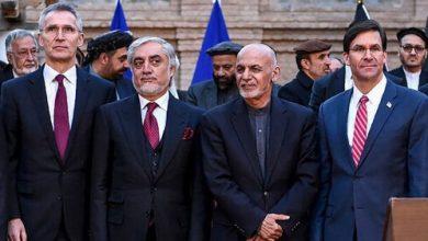 تصویر از دو رئیسجمهور در یک اقلیم به توافق یک دولتی رسیدند!