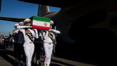 تصویر از واکنش ارتش آمریکا به شهادت 19 ملوان ایرانی در آب های بندر جاسک