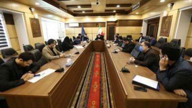 تصویر از گزارش تصویری برگزاری جلسه شورای معاونین شهرداری با حضور دکتر ناصر حاج محمدی شهردار رشت