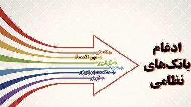 تصویر از بانک مهر اقتصاد در بانک سپه ادغام شد